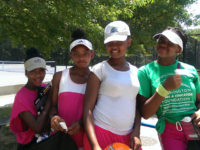 WTEF Round-Robin Tennis Tournament